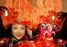 Chinese Face Changing Opera Photos