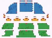Meilanfang Theatre Seating