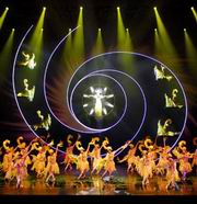 The Golden Mask Dynasty Show at Beijing OCT Theatre