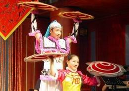 Chinese Song-and-Dance Duet