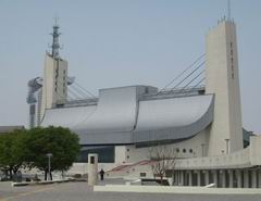 Beijing Olympic Sports Center Gymnasium