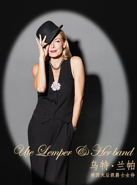 Ute Lemper - Last Dance in Berlin