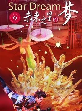 Classic Acrobatic Show at Dongtu Theatre