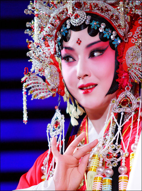 Peking Opera Highlights Show at Liyuan Theatre