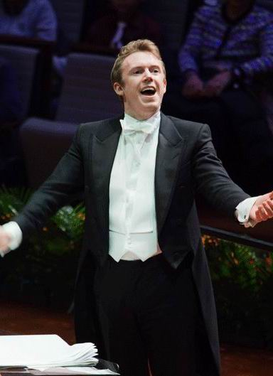 Daniel Harding and London Symphony Orchestra Concert