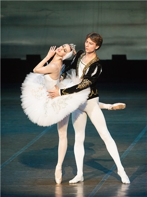 Bolshoi Opera and Ballet Theater - Swan Lake