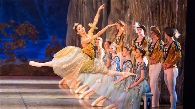 Swan Lake Ballet Bolshoi Opera and Ballet Theater