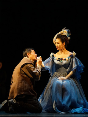 Chinese Drama - Uncle Vanya