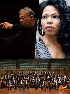 China NCPA Orchestra: A Night of R. Strauss with Zubin Mehta and Kristin Lewis