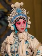 Classical Beijing Opera Show at Huguang Guild Hall