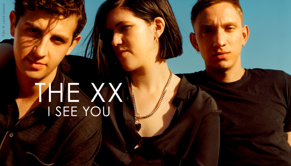 The xx I See You 2018